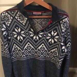 Vineyard vine winter sweater